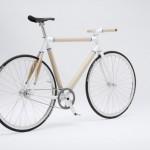 Vélo fixie woodway