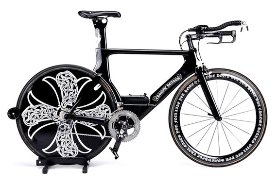 Vélo de course Cervelo Chrome Hearts
