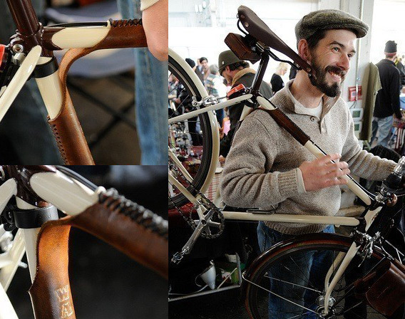 porter son fixie avec classe