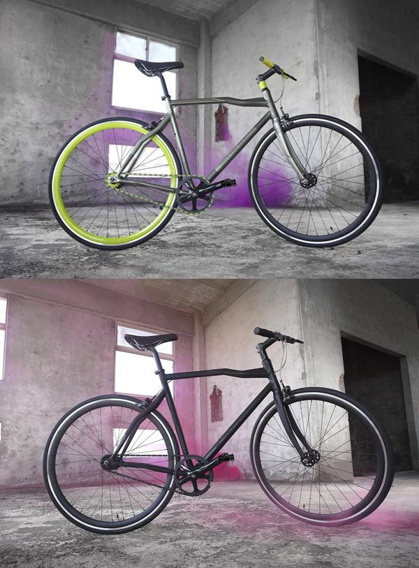 diesel pinarello vélo fixie