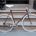 fixie marron peintre rob pollock