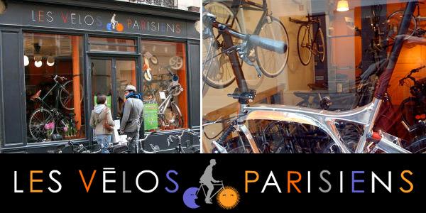les velos parisiens