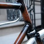 pignon fixe couleur bois peintre rob pollock