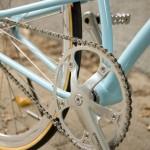 fixie bleu design vanhulsteijn bluefixie pedalier campagnolo