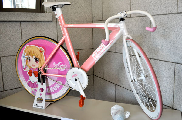 fixie rose manga