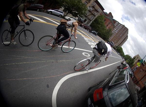 pignon fixe trace ride