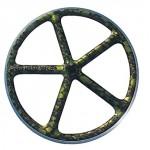 roue fixie batons aerospoke camouflage