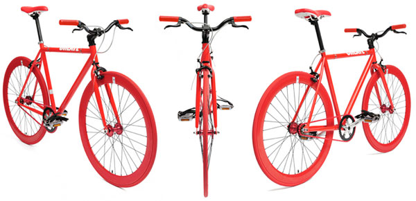 fixie create rouge