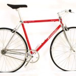 fixie pinarello rouge