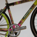 single speed détail couleur
