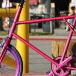 mixie féminin rose