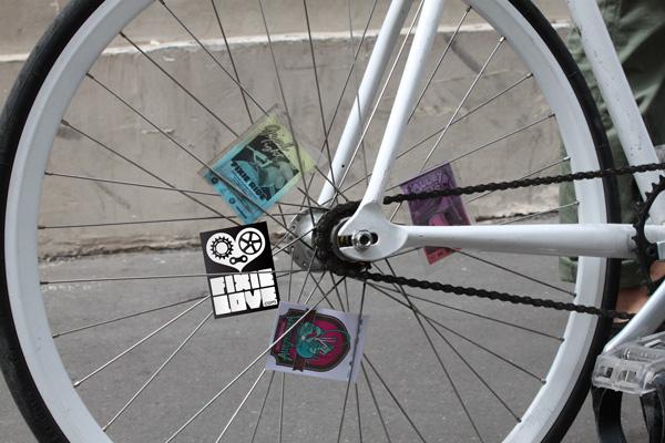roue a rayon