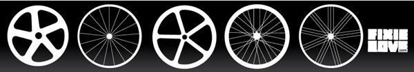 roues de fixie