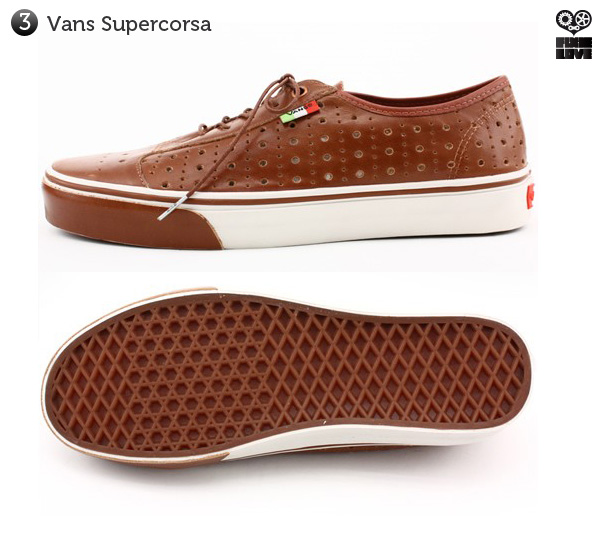 vans supercorsa fixie marron