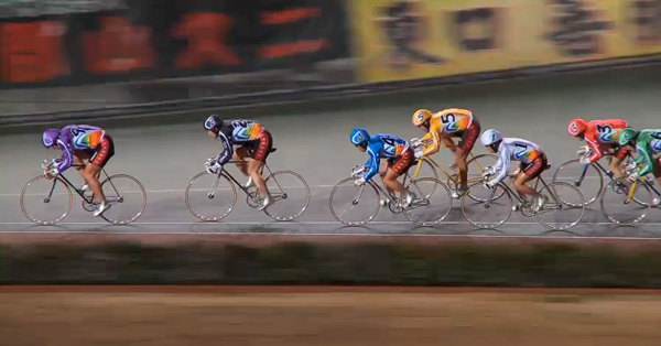 course keirin fixie