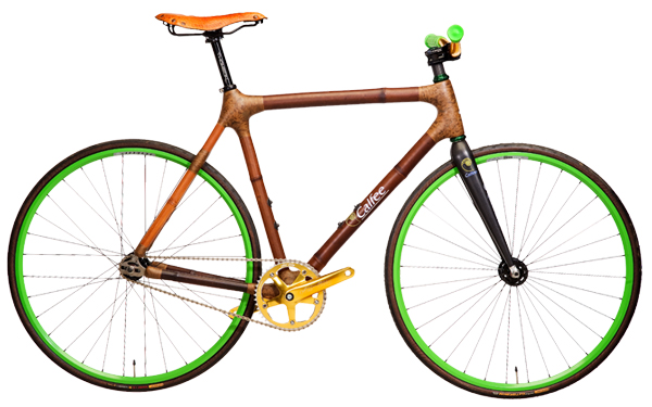Bamboo-Fixie-vert-marron