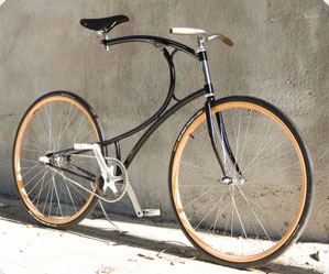 Le fixie design de Vanhulsteijn