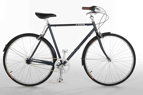 linus bike roadster fixie