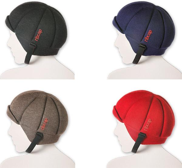 bonnet casque ribcap pour velo fixie
