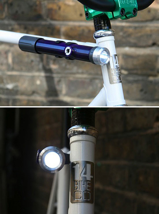 Pompe lampe fixie PUYL