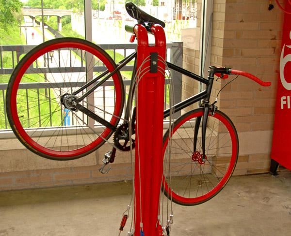 Statiton de réparation de vélo Bike Fixtation