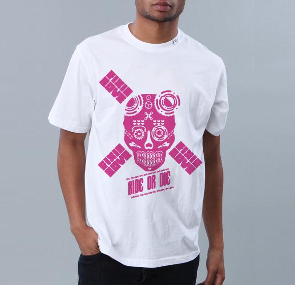 tee-shirt-fixie-pignon-fixe-blanc
