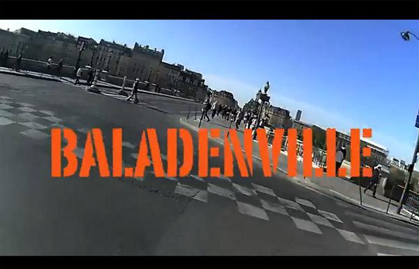 baladenville jeu de vélo