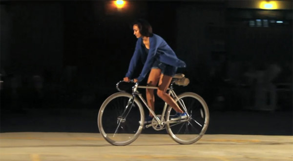 filles sexy  fixie