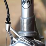 fixie argenté Moosach Bikes